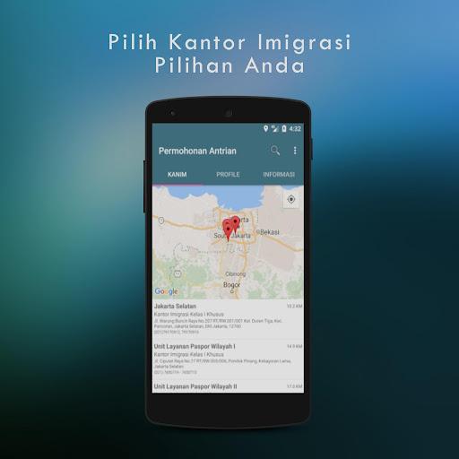 Antrian Paspor 1.2.9 screenshots 4