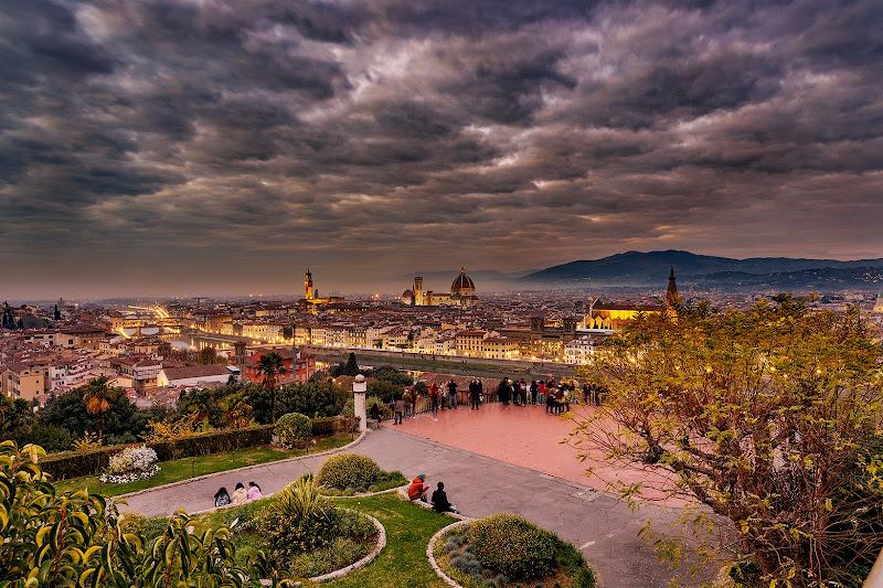 Firenze dal Piazzale di morkdaork