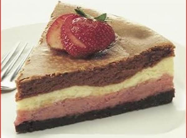 Neapolitan Cheese Cake Recipe