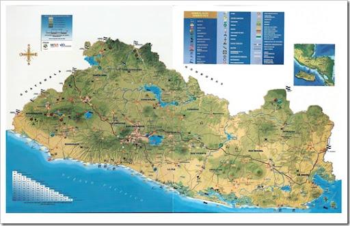 Mapa Turístico1