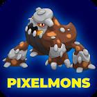 Pixelmons - mods for minecraft