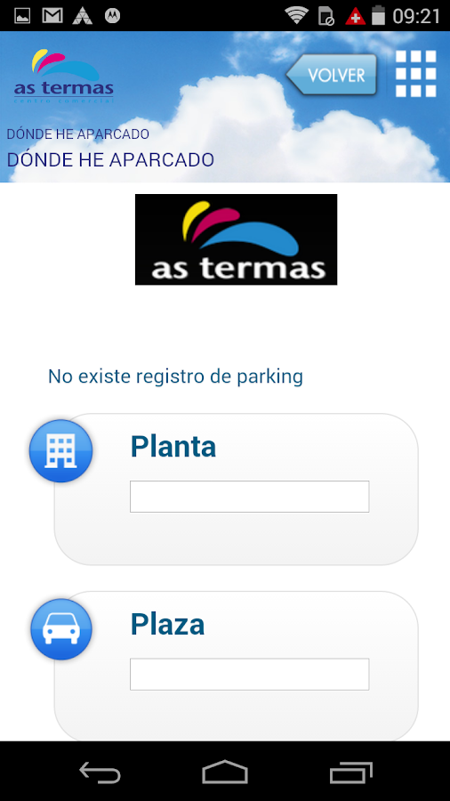 AS TERMAS CENTRO COMERCIAL- screenshot