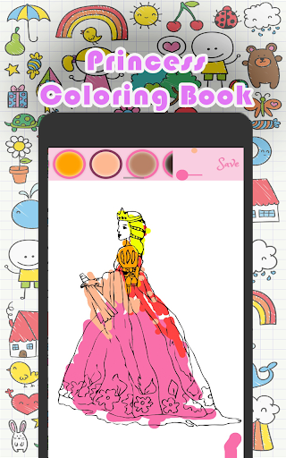 玩免費休閒APP|下載公主的图画书 app不用錢|硬是要APP