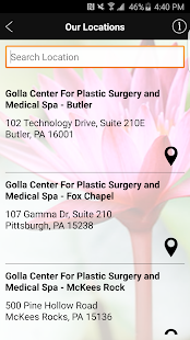 The Medispa at Golla Center- screenshot thumbnail