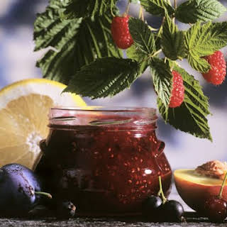Mixed Fruit Compote.