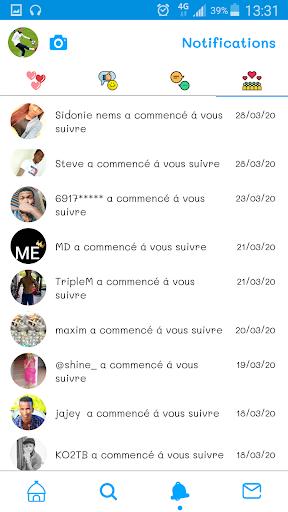 WE Social Network screenshots 4