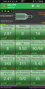 VAG DPF Screenshot