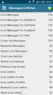 Messages Wishes SMS Collection - WhatsApp Statuses - náhled
