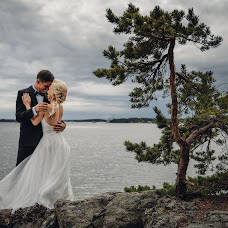 Wedding photographer Jhonny Sjökvist (clarityjhonny). Photo of 21.11.2017