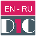 English - Russian Dictionary (Dic1) icon