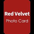 PhotoCard for Red Velvet
