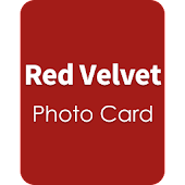 PhotoCard for Red Velvet