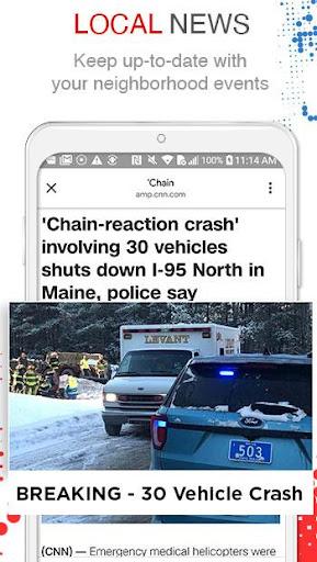 News Home screenshot 2