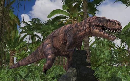 Dinosaur Hunter: Survival Game  captures d'u00e9cran 1