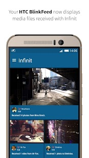 File transfer by Infinit Screenshot 6