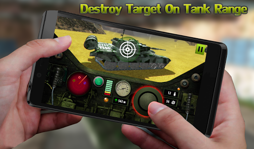 War Games Blitz : Tank Shooting Games 1.2 1