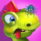 The Tribez Kids: Take care of Stone Age pets! icon