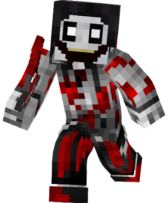 made my own version of him enjoy made by deadspacegamer