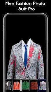 Muži Fashion Photo Suit Pro - náhled