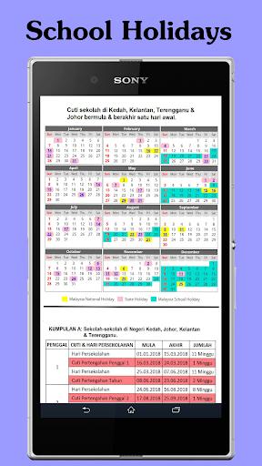 Calendar Malaysia Lite 1.0.13 screenshots 5