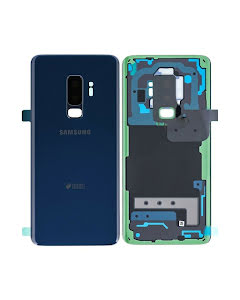 Galaxy S9 Plus Back Cover Blue