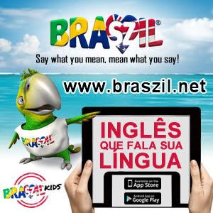 Braszil - Inglês que fala sua língua!