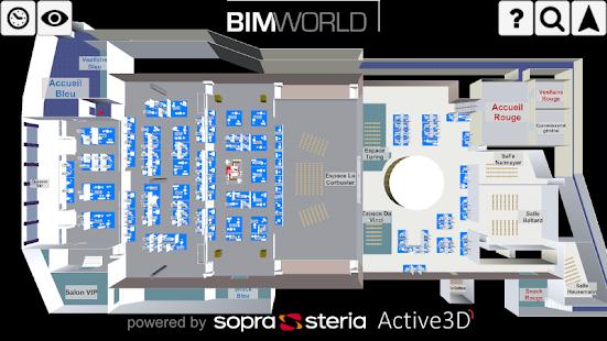 BIM World powered by Active3D - náhled