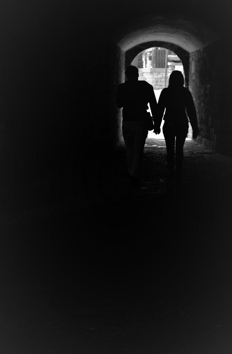 Silhouette di jes
