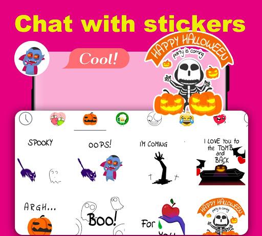 Hii - SMS Messenger and caller app screenshots 2