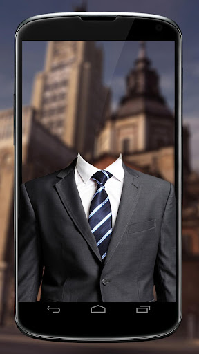 Man Suit Camera 4.5 screenshots 1