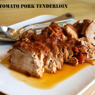 Pork Tenderloin With Tomatoes Recipes.