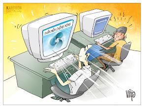 Photo: Phần mềm chống nóng