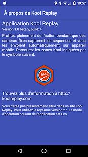 Kool Replay – Vignette de la capture d'écran