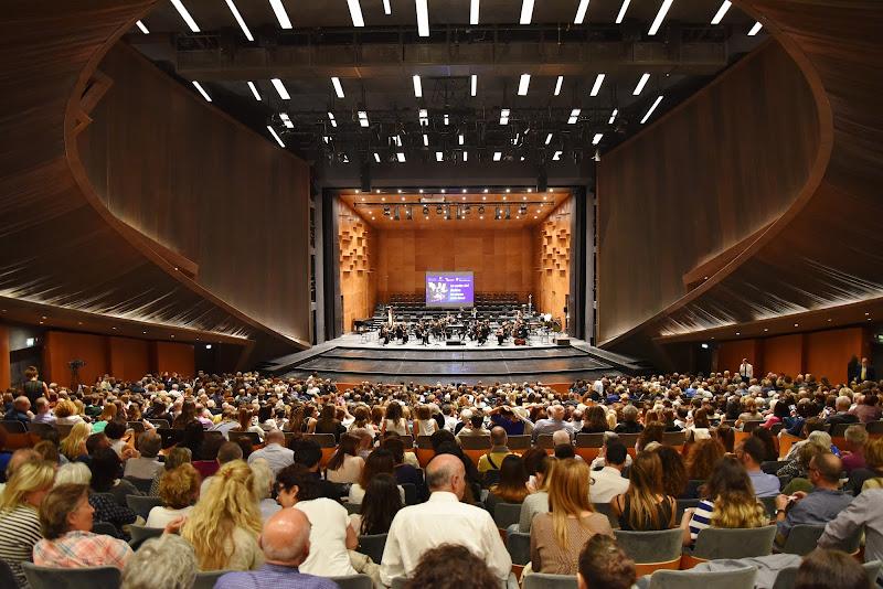 Aspettando il concerto - Teatro del maggio Firenze di Ilaria Bertini