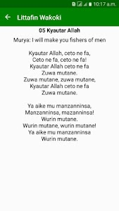 Download book of poetry (Hausa hymnal) by TSIGIRI TECH APK