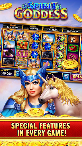 Thunder Jackpot Slots Casino - Free Slot Games screenshots 11