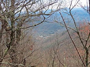 Photo: Another view of Montreat from Lunch Rock