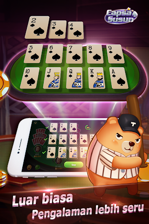 Capsa Susun(Free Poker Casino) 1.4.0 screenshot 685515