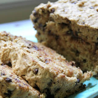 Chocolate Chip Guinness Beer Bread.