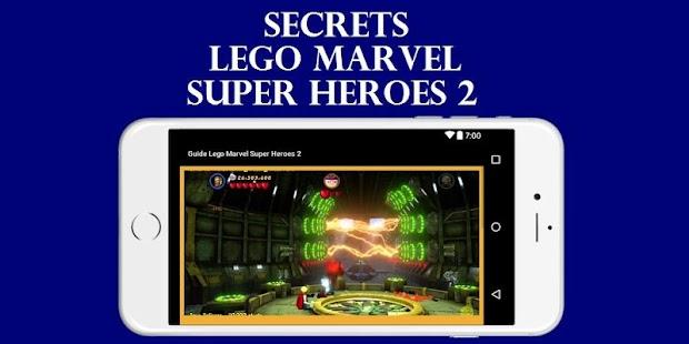 Guide Lego Marvel Super heroes 2 - náhled