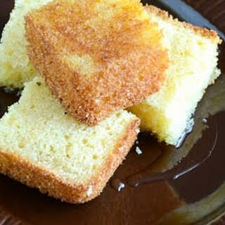 Honey Drizzled Semolina Cake / Semolina Cake.