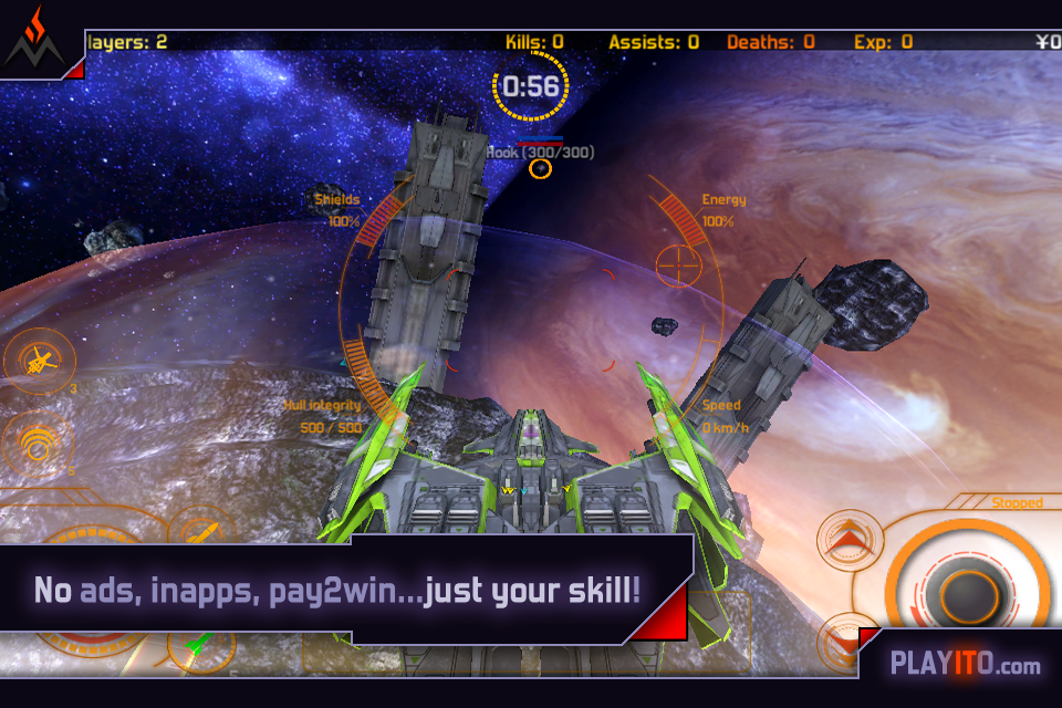 Space Merchants: Arena- screenshot