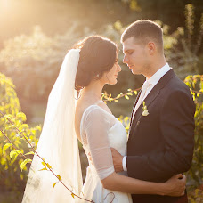Wedding photographer Olga Dvornik (LuchikOlga). Photo of 27.10.2014