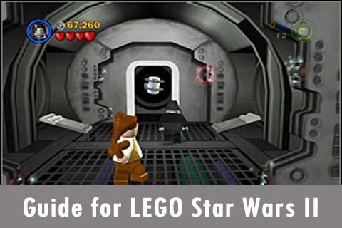 Guide for LEGO Star Wars II