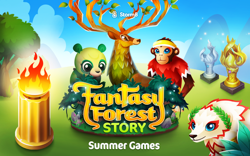 免費下載休閒APP|Fantasy Forest: Summer Games app開箱文|APP開箱王