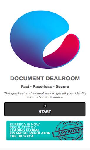 Eureeca Document Dealroom
