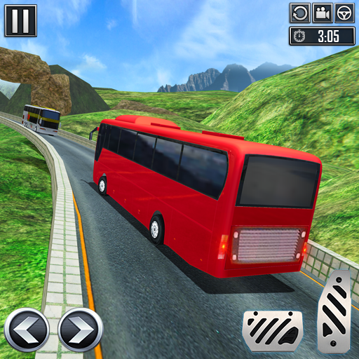 Coach Bus Racing: Best Driving Simulator