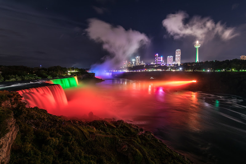 Niagara Falls di Maurizio Ghielmetti
