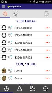 Swumber: Multiple phone number screenshot 4
