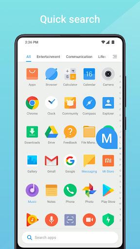 Mint Launcher screenshot 6